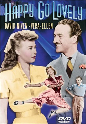 Happy Go Lovely by David Niven