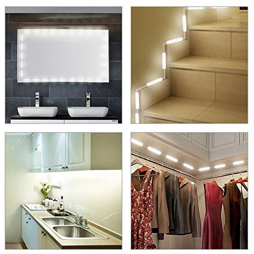 Sararoom LED Vanity Mirror Lights Kit, Makeup Mirror Light for DIY Cosmetic - - Amazon.com