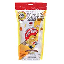 Benny Bullys 776310531267 NutriMix Beef Liver Dog Treats, 400g, Bulk