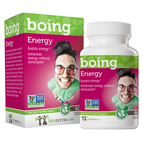 Price comparison product image Energy Boing with Ginseng by BioTerra Herbs (1g