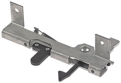 Microondas ACP Puerta Cierre ancho 36 mm Altura 57 mm Longitud 115 ...