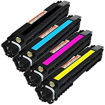 Amazon hp 130a cf350a black original toner cartridge global cartridges compatible toner cartridge replacement for hp cf350a 4 pack sciox Choice Image