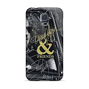 Protective Hard Cell-phone Cases For Samsung Galaxy S5 (HDQ8119FlJo) Provide Private Custom Trendy Lullacry Band Image