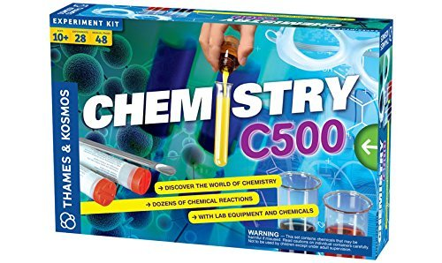Chemistry C500 (V 2.0) (Exploration) by Thames & Kosmos