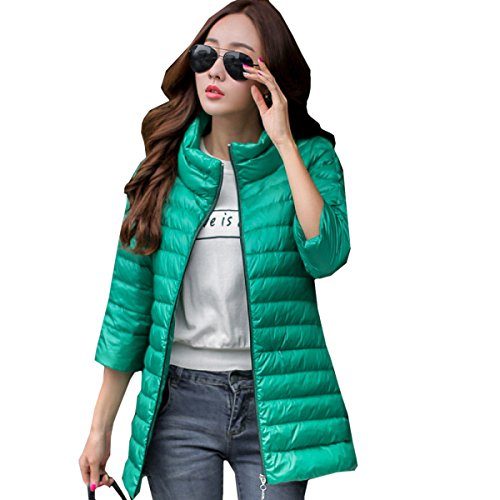 Winter Long Thin Section Female Jacket Loose Outwear Down Coat Down nihiug Eiderdown B Coat n4YqZCvw