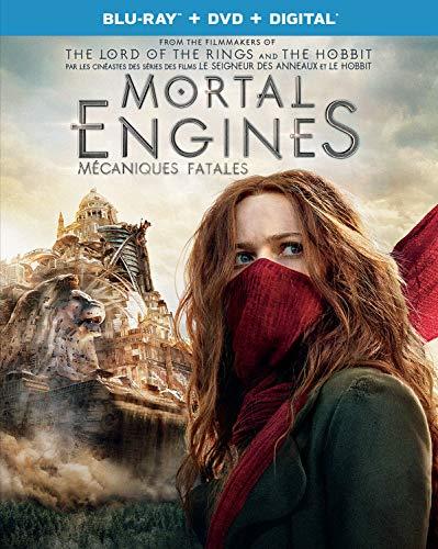 Mortal Engines [Blu-ray + DVD + Digital] (Bilingual)
