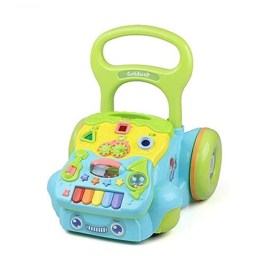 AUMING Andador Primeros Pasos Correpasillos para bebé Walker Carro ...