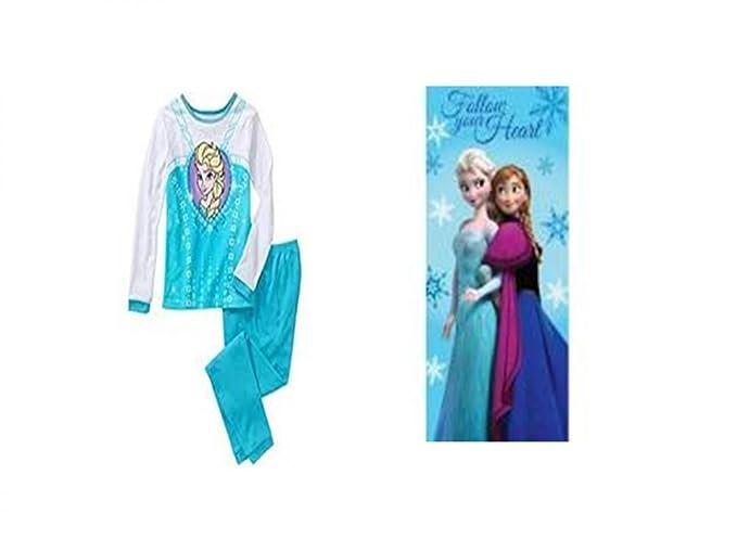 Amazon.com: Disney Frozen Sisters Forever Niñas térmica ropa ...