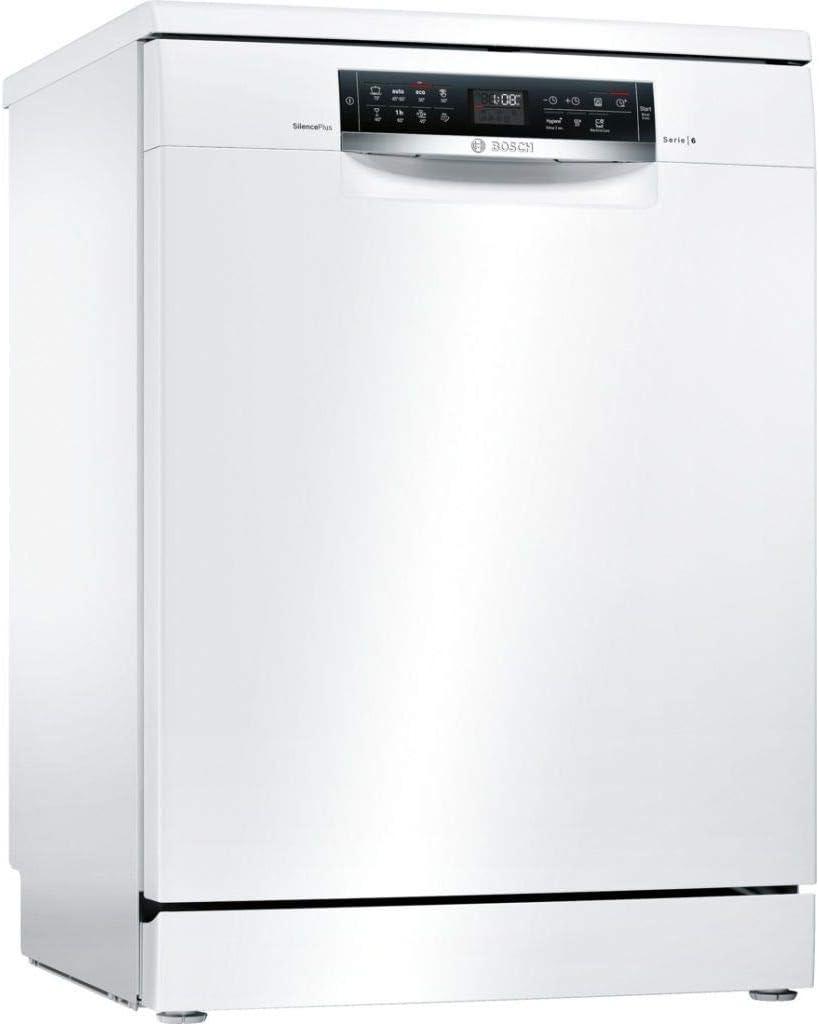 Bosch Serie 6 SMS68IW07E lavavajilla Independiente 13 cubiertos A ...