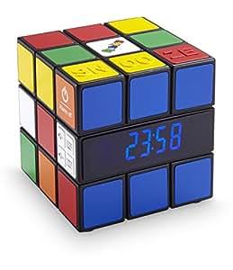 BigBen Interactive - RR80Rubiks - Reloj despertador licencia Oficial Rubik