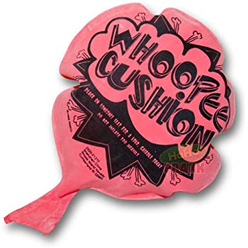 One Dozen (12) Whoopee Cushion Party Favors [Toy]