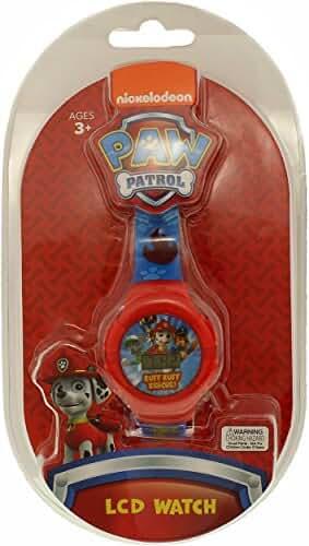 Paw Patrol Ruff Ruff Rescue! LCD Watch