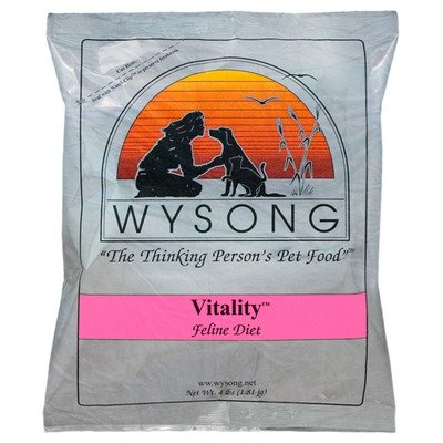 Wysong Vitality Adult Cat Food Case, 16-Pound, My Pet Supplies