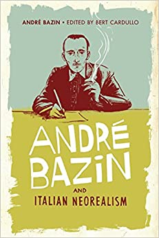 an introduction to the life of andre bazin Andre bazin from what is cinema theater and cinema the leitmotiv of those who despise filmed theatre, their final and apparently in-  they would in real life the .