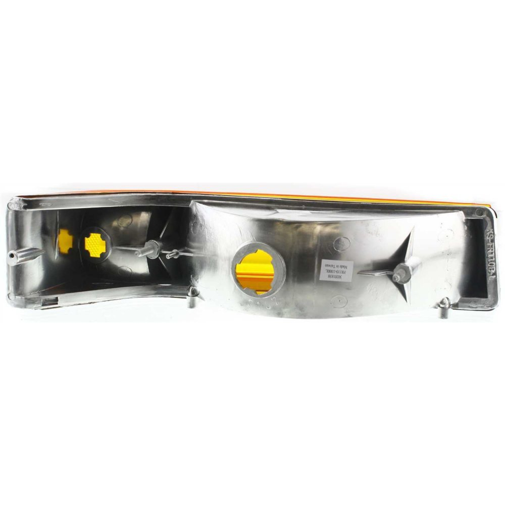 Turn Signal Light compatible with F-SERIES 92-97 Driver Side LH Lens and Housing Below Headlamp