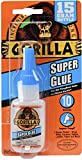 Tools & Hardware : Gorilla Super Glue, 15 g, Clear