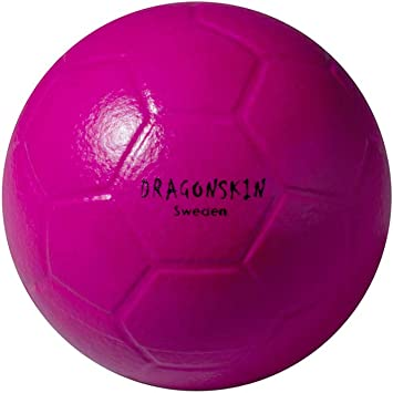 Dragonskin - Balón de Balonmano (150 mm), Morado, 150 mm: Amazon ...
