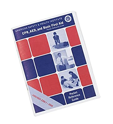 Medique Products 71401 First Aid Handbook from Medique Products