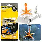 YOOHE Windshield Repair Kit - Car Windshield Repair Kit for Chips, Cracks, Bulls-Eye, Star-Shaped and Half-Moon Cracks