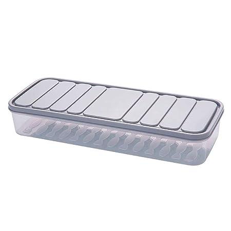 Bbacb - Estuche organizador de almacenamiento de alimentos para ...