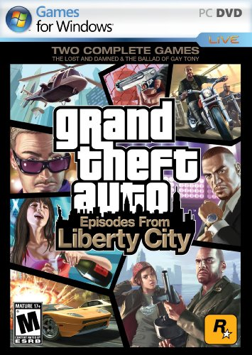 Grand Theft Auto: Episodes from Liberty City -