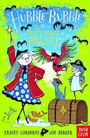 book cover of The Pesky Pirate Prank