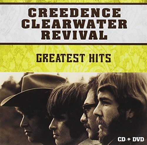 CREEDENCE CLEARWATER REVIVAL - GREATEST HITS LIVE : WITH BONUS DVD ()