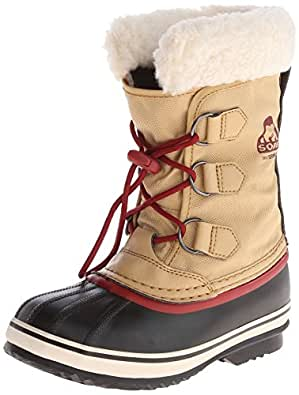 Amazon.com | Sorel Youth Yoot Pac Nylon Winter Boot
