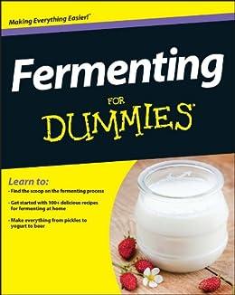 Fermenting For Dummies by [Wasserman, Marni, Jeanroy, Amelia]