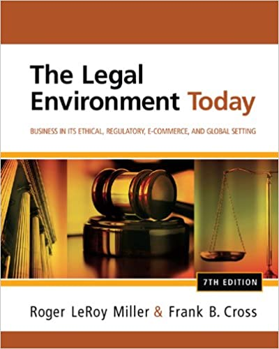 Amazon the legal environment today business in its ethical the legal environment today business in its ethical regulatory e commerce and global setting 7th edition kindle edition fandeluxe Image collections