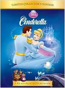Cinderella (Disney Princess) (Read-Aloud Storybook): Della