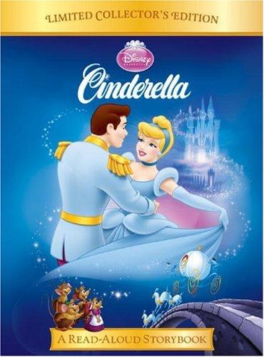 amazon cinderella disney princess read aloud storybook della