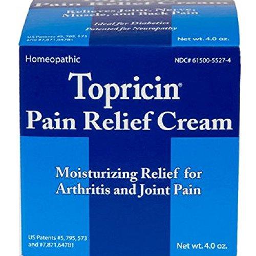 Topricin Relief Cream Moisturizing Arthritis product image