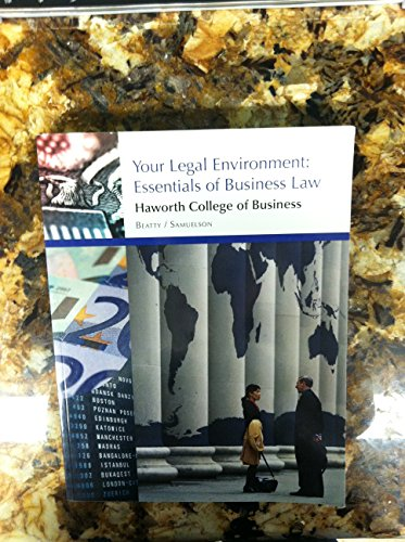 Your-Legal-Enviornment-Essentials-of-Business-Law