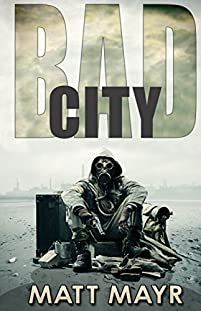 Bad City by Matt Mayr ebook deal