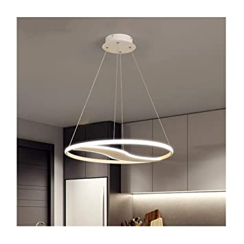 A-ZHP Lámparas de araña Colgante de luz Moderno Simple ...