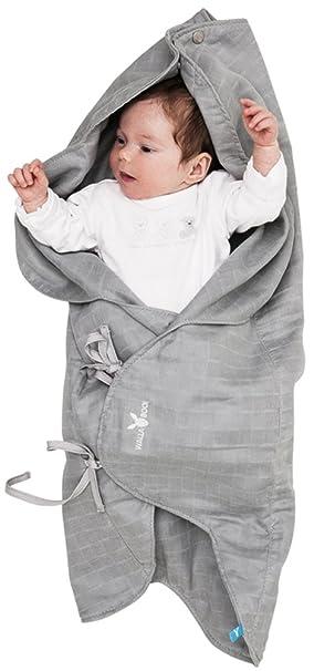 Wallaboo Baby Wrap Summer Grey Amazon Co Uk Baby
