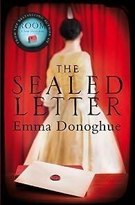 The Sealed Letter par Emma Donoghue