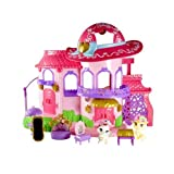 Glamorous and Beautiful The Kitty Club Clubhouse,Comes with 2 Kitten Figurines,Fun Accessories,1 Sticker Sheet 2 Collector Cards and 1 Mini Poster.Makes a Great Gift
