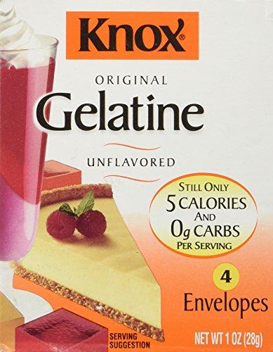 Knox Gelatine Unflavored