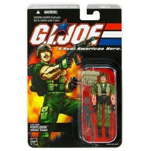 GI Joe Real American Hero 3.75 BLACK DRAGON Ninja Warrior Action Figure Wave 01