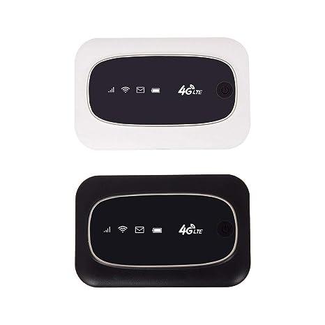 Amazon.com: Festnight Router portátil 4G 150M Desbloqueado ...