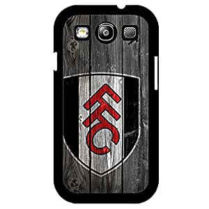 Hot Logo Fulham Football Club Phone Case Cover For Samsung Galaxy S3 i9300 Fulham FC Luxury Pattern