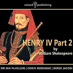 Henry IV, Part 2 Audiobook