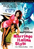 Marriage Italian Style (English Subtitled)