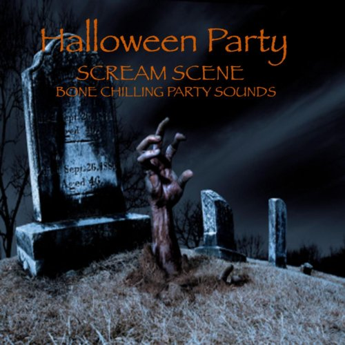 Halloween Party Scream Scene 2 Haunted Forest]()