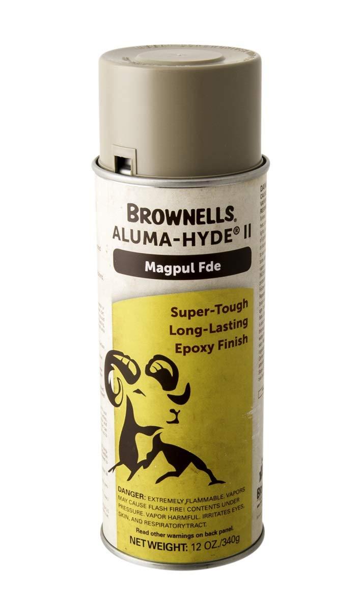 Brownells Aluma-Hyde II Epoxy Based Firearms Finish (Flat Dark Earth)