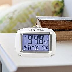 EasyComforts Large Screen Clock