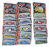 : Disney Pixar Cars 1:55 Die Cast Cars Assortment of 15 with Fillmore