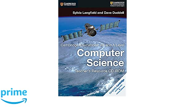 Cambridge International AS and A Level Computer Science Teacher's ...